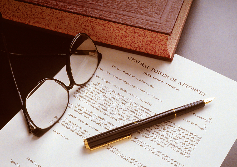 Power of Attorney Chicago | James C Provenza & Associates, PC